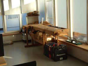 Hisa novih tehnologij - Zirovnica 2a - praktični prikaz z najsodobnejšim Panasonic orodjem
