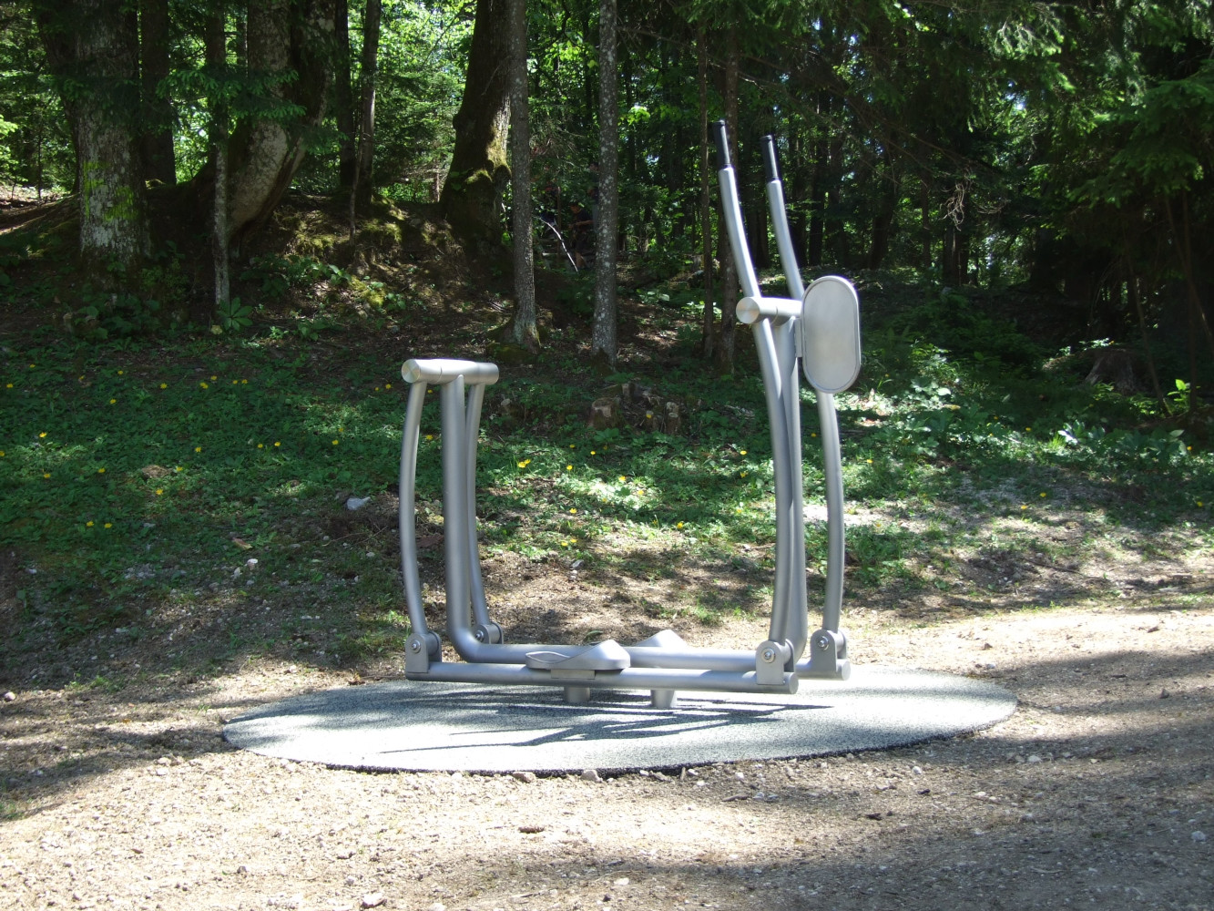 Fitnes Straža na Bledu - tek na smučeh