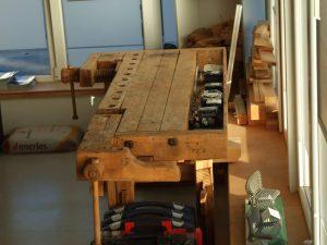 Hisa novih tehnologij - Zirovnica 2a - praktični prikaz na najsodobnejši delavni mizi