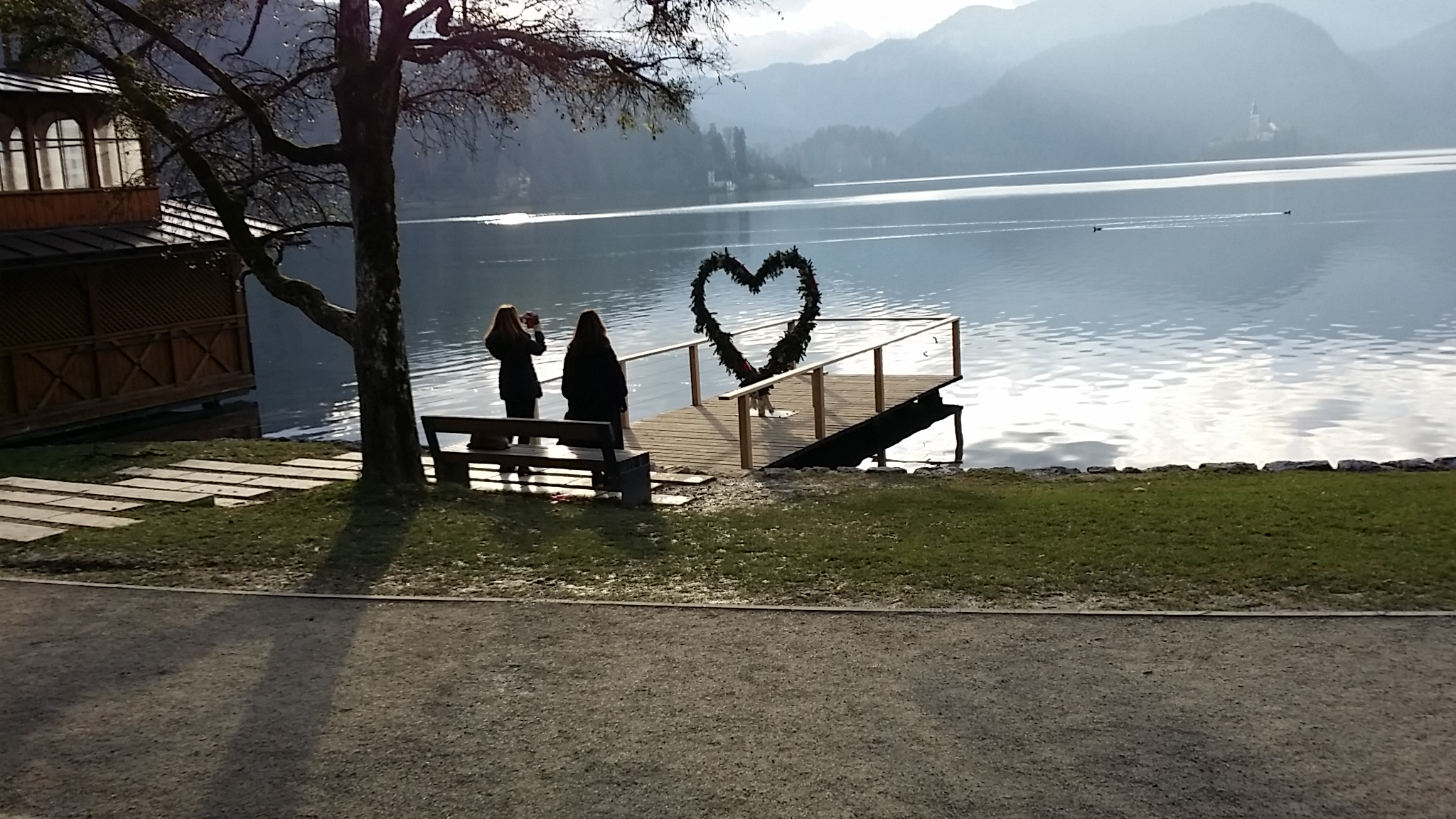 Kiss Point Bled